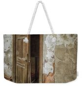 Dirty Door Weekender Tote Bag