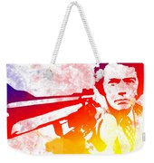 Dirty Harry Weekender Tote Bag