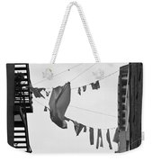 Dirty Laundry Weekender Tote Bag