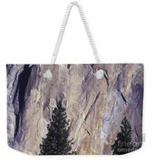 Disappearing Into The Wall - 2 Weekender Tote Bag