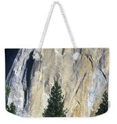 Disappearing Into The Wall Weekender Tote Bag