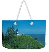 Disappointment Lighthouse In Washington State Weekender Tote Bag
