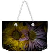 Discarded Bouquet Weekender Tote Bag