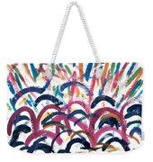 Disco Weekender Tote Bag