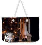 Discovery Space Shuttle Weekender Tote Bag