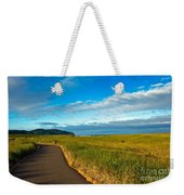 Discovery Trail Weekender Tote Bag by Robert Bales
