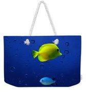 Discus Fish Weekender Tote Bag
