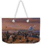 Disembarkation - Kerch, 24 May 1855 Weekender Tote Bag
