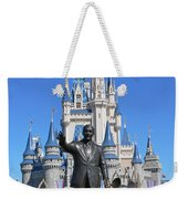 Disney And Mickey Weekender Tote Bag