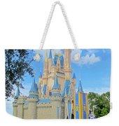 Disney Castle Weekender Tote Bag