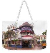 Disney Clothiers Main Street Disneyland 02 Weekender Tote Bag