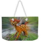 Disney Floral Bambi Weekender Tote Bag