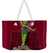 Disney Floral Tinker Bell 01 Weekender Tote Bag