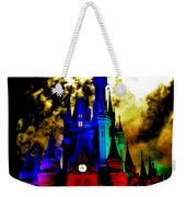 Disney Night Fireworks Weekender Tote Bag