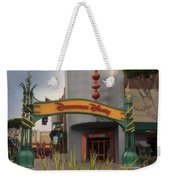 Disneyland Downtown Disney Signage 03 Weekender Tote Bag