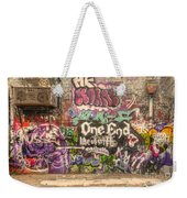 Disorderly Conduct Weekender Tote Bag