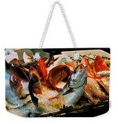 Display Fish Weekender Tote Bag