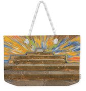 Display Hall At Apollo Sanctuary  Weekender Tote Bag
