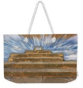 Display Hall At Temple Of Apollo Hylates Weekender Tote Bag