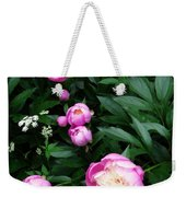 Display Of Romance Weekender Tote Bag