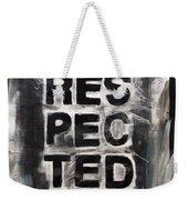 Disrespected Yo Weekender Tote Bag