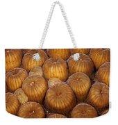 Macro Abstract Of Coral Weekender Tote Bag