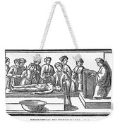 Dissection, 1535 Weekender Tote Bag