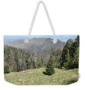 Distant View - Mount Lemmon Weekender Tote Bag
