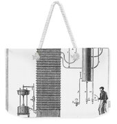 Distillation, 19th Century Weekender Tote Bag