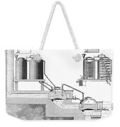 Distillation Weekender Tote Bag