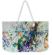 Distinguishing Pain From Problem 1 Weekender Tote Bag