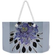 Distorted Flower-dream Weekender Tote Bag