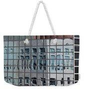 Distorted Reflections Weekender Tote Bag