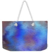 Distorted Waters Weekender Tote Bag