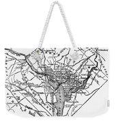 District Of Columbia, 1801 Weekender Tote Bag