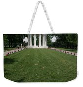 District Of Columbia War Memorial Weekender Tote Bag