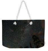 Disturbing The Milky Way Weekender Tote Bag