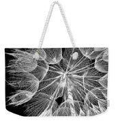 Ditch Lace Bw Weekender Tote Bag
