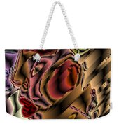 Diva Of The Sixth Dimension Weekender Tote Bag