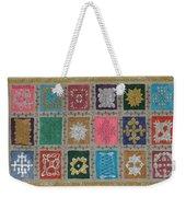 Diversity Weekender Tote Bag by M Ande