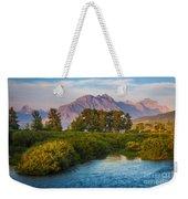 Divide Creek Morning Weekender Tote Bag