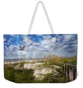 Divine Beach Day  Weekender Tote Bag