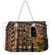 Divine Lorraine Hotel In Philadelphia Weekender Tote Bag