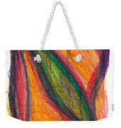 Divine Love Weekender Tote Bag by Daina White