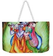 Divine Lovers Weekender Tote Bag