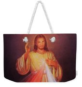 Divine Mercy Big File Weekender Tote Bag
