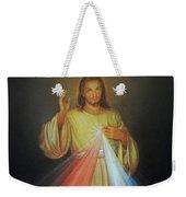 Divine Mercy Jesus Weekender Tote Bag