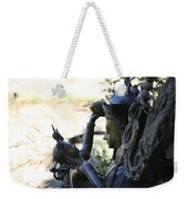 Divine Mother And Child Weekender Tote Bag