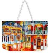 Divine New Orleans Weekender Tote Bag