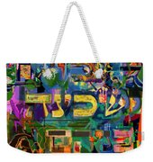 Divinely Blessed Marital Harmony 40 Weekender Tote Bag